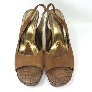 Donald J Pliner heels (woman's U.S 10)